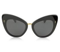 SC0037S Cat Eye Damen Sonnenbrille aus Acetat