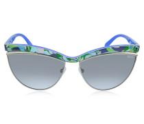 EP0010 Fantasy Cat Eye Damen-Sonnenbrille aus Acetat