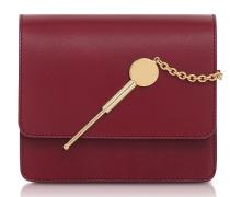 Dark Red Small Cocktail Stirrer Bag