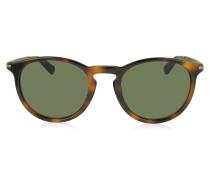GG 1110/S 8E270 Herren- Sonnenbrille aus Acetat in runder Form