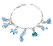 Clicla Celesta - Armband aus Sterling Silber in blau