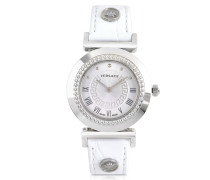 Vanity Lady White Women's Watch