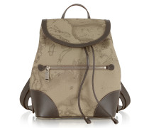 1a Prima Classe - Geo Printed ''Neo Casual'' Backpack