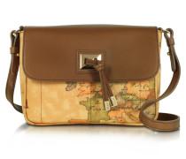 Small Golden Tie Crossbody Bag