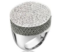 Cocktail-Ring mit Zirkon