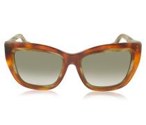 BA0027 Damen-Sonnenbrille aus Acetat
