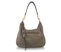 Recruit Mink Leather Hobo Bag