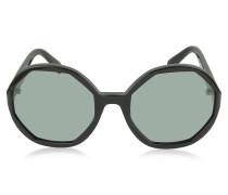 MJ 584/S Honey Octagon Damen -Sonnenbrille
