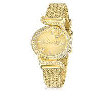 Sin JC Stainless Golden Steel Women's Watch