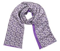 Schal aus Seide mit Paisley Muster