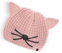 Pink Choupette Knit Hat