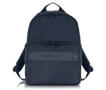 Cargon 2.5 Rucksack aus blauem Nylon