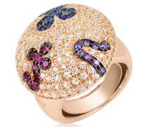 Fashion Ring in bunt