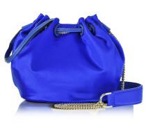 Love Power Bucket Bag aus Satin
