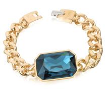 Elizabeth - Armband aus Bronze und Gelbgold