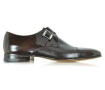 Nancy Schuhe aus Leder in dunkelbraun