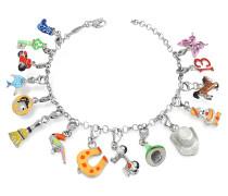 Clicla - Armband mit bunten Anhängern