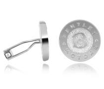 Manschettenknöpfe ''Bentley Motors''in Silber