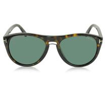 KURT FT0347 Sonnenbrille im Pilotenstyle