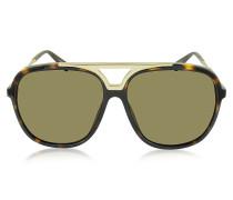 MJ 618/S Herren-Sonnenbrille aus Acetat