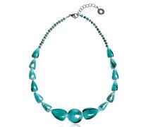 Marina 2 Basic - Halskette aus Muranoglas und Silber