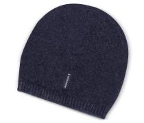 Beanie Mütze aus Kaschmir