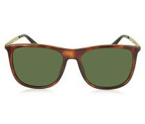 GG 1129/S QWP1E Herren-Sonnenbrille aus Acetat