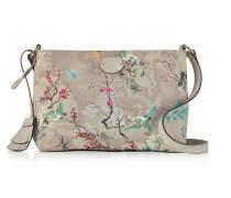 Small Oriental Garden Crossbody Bag