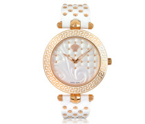 Vanitas White Women's Watch