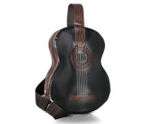 Gitarrenrucksack mit MP3 Lautsprecher und Anschluss