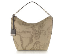 1a Prima Classe - Geo Printed Medium ''Contemporary''  Schultertasche