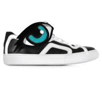 Oh Roy Sneaker aus Leder in schwarz