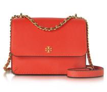 Robinson Saffiano Leather Mini Shoulder Bag