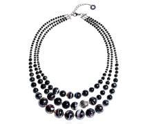 Optical 1 Top - Halskette mit Perlen aus Muranoglas