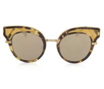 BV0094S Cat Eye Damen-Sonnenbrille aus Acetat