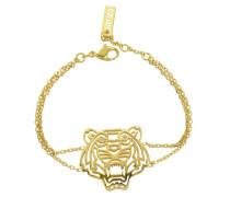 Tiger Armband mit Zirkonen