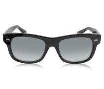 GG 1078/S 4UAVK Sonnenbrille aus Acetat in schwarz
