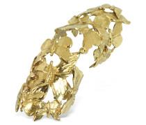 Ring mit goldenen Schmetterlingen