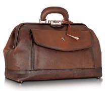 Doktor-Tasche aus echtem Leder