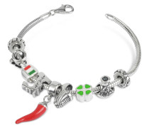 Italia - Armband aus Sterling Silber