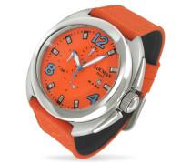 Mare - Taucheruhr mit Chronograph in orange