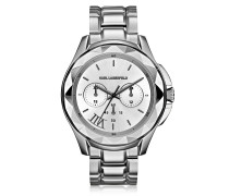 Icon Stainless Steel Unisex Watch