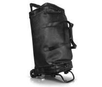 1a Prima Classe - Geoblack Reisetasche mit Rollen