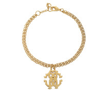 RC Icon Golden Metal Bracelet
