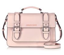 Eco Leather Medium Crossbody Bag