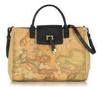 Medium Golden Tie Handbag