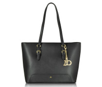 RB - Large Saffiano Eco Leather Top Zip Tote