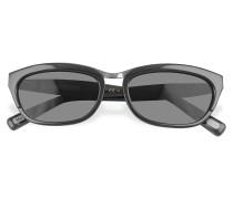 Teacup Sonnenbrille in schwarz
