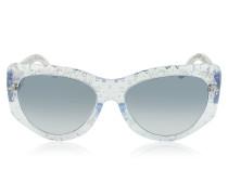 BA0034 26B Damen-Sonnenbrille aus Acetat
