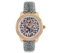 Leopard 3H Women's Watch